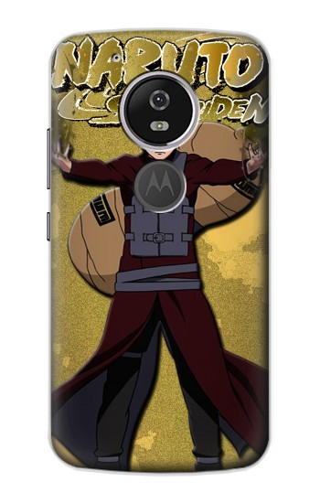 Printed Naruto Gaara of the Sand Motorola Moto E5 Case