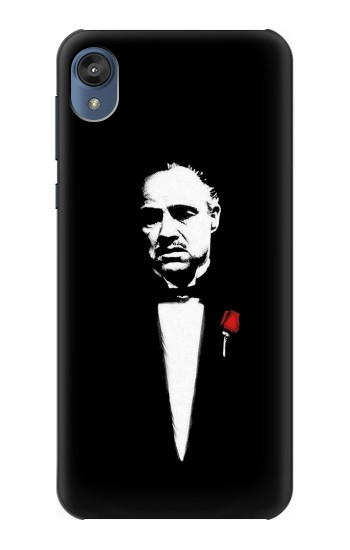 Printed Godfather Motorola Moto E6 Case