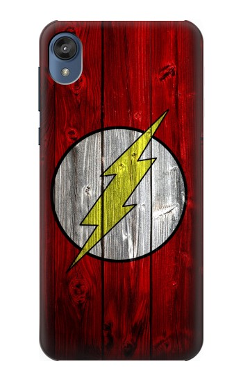 Printed Thunder Speed Flash Minimalist Motorola Moto E6 Case