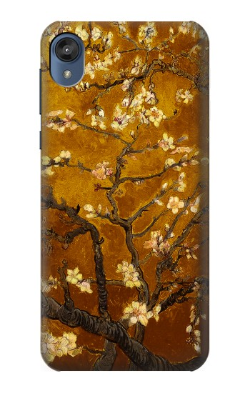 Printed Yellow Blossoming Almond Tree Van Gogh Motorola Moto E6 Case