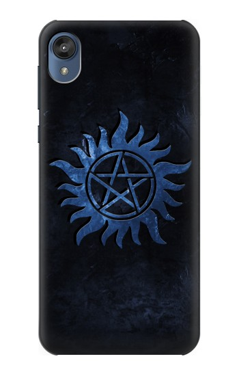 Printed Supernatural Anti Possession Symbol Motorola Moto E6 Case