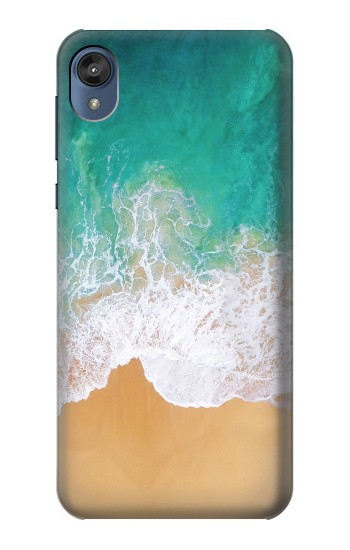 Printed Sea Beach Motorola Moto E6 Case