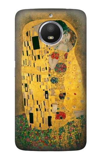 Printed Gustav Klimt The Kiss HTC Desire 728 dual sim Case