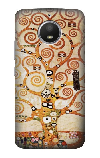 Printed The Tree of Life Gustav Klimt HTC Desire 728 dual sim Case