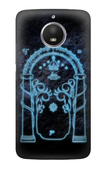 Printed Lord of The Rings Mines of Moria Gate HTC Desire 728 dual sim Case
