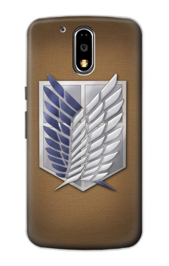 Printed Recon Troops Attack on Titan Motorola DROID Turbo Case