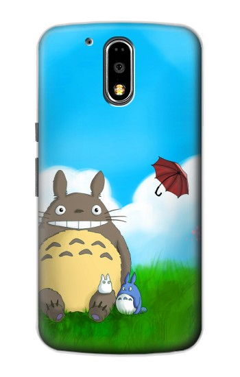 Printed My Neighbor Totoro Motorola DROID Turbo Case