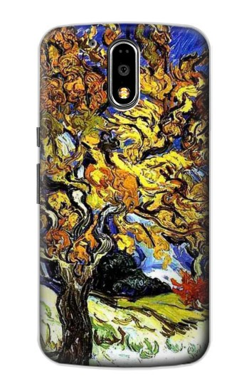 Printed Mulberry Tree Van Gogh Motorola DROID Turbo Case