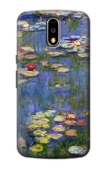 Printed Claude Monet Water Lilies Motorola DROID Turbo Case