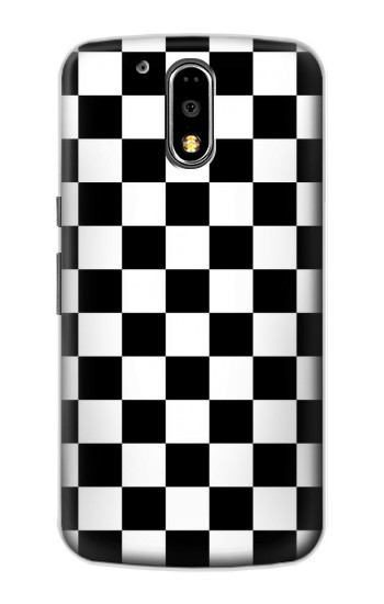 Printed Checkerboard Chess Board Motorola DROID Turbo Case