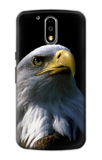 Printed Bald Eagle Motorola DROID Turbo Case