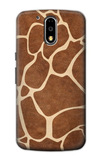 Printed Giraffe Skin Motorola DROID Turbo Case