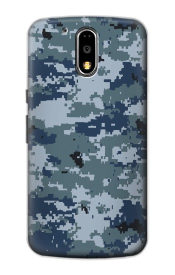 Printed Navy Camo Camouflage Graphic Motorola DROID Turbo Case