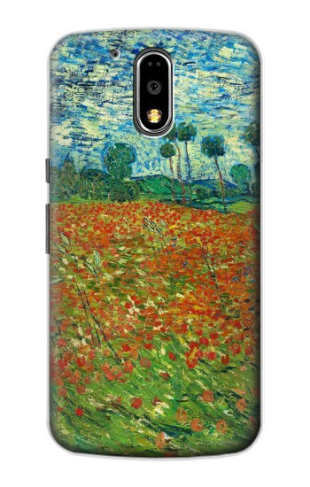 Printed Field Of Poppies Vincent Van Gogh Motorola DROID Turbo Case