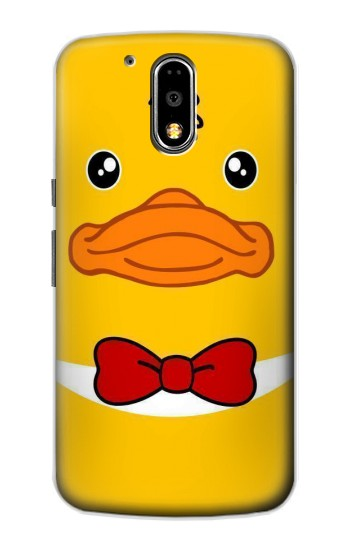 Printed Yellow Duck Motorola DROID Turbo Case