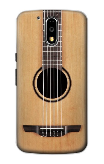 Printed Classical Guitar Motorola DROID Turbo Case