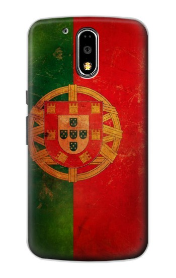 Printed Vintage Portugal Flag Motorola DROID Turbo Case