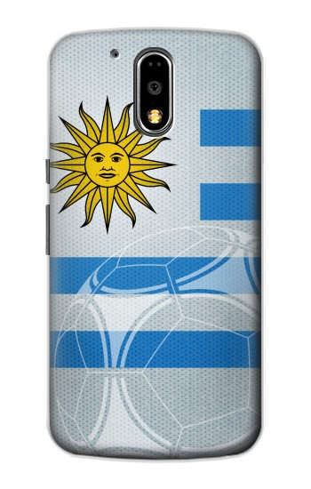 Printed Uruguay Football Flag Motorola DROID Turbo Case