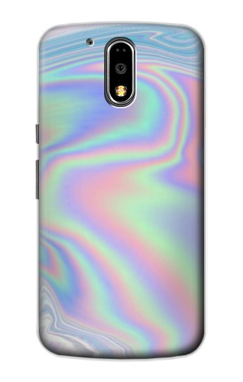 Printed Pastel Holographic Photo Printed Motorola DROID Turbo Case