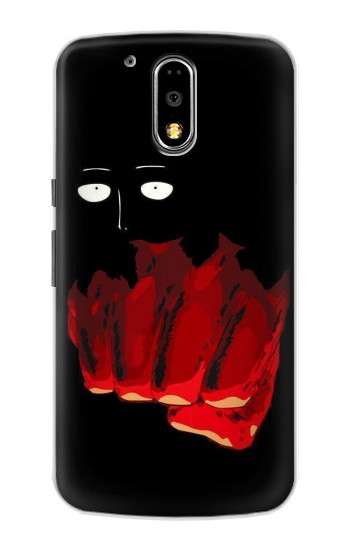Printed One Punch Man Fight Motorola DROID Turbo Case