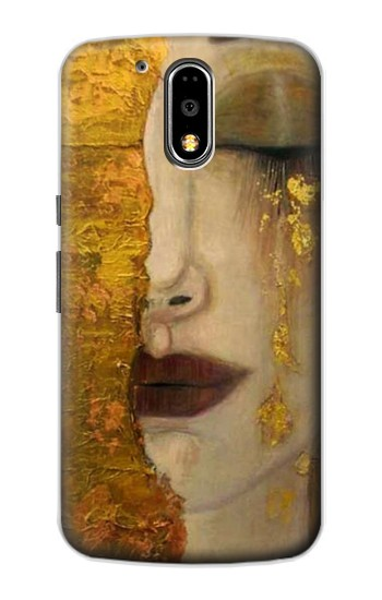Printed Gustav Klimt Golden Tears Motorola DROID Turbo Case