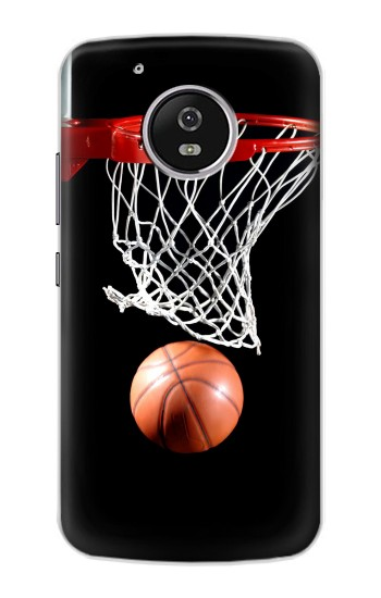 Printed Basketball Motorola Moto G4 Play Case