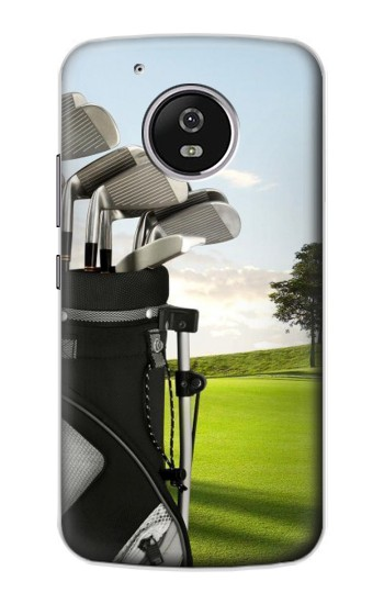 Printed Golf Motorola Moto G4 Play Case