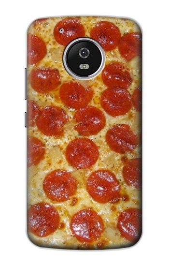 Printed Pizza Motorola Moto G4 Play Case