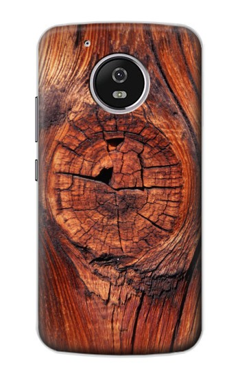 Printed Wood Motorola Moto G4 Play Case