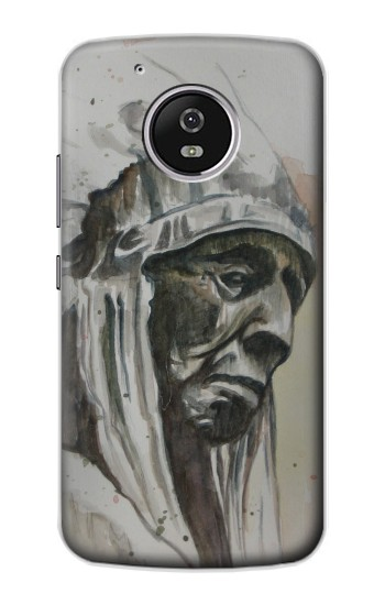 Printed Indian Chief Motorola Moto G4 Play Case