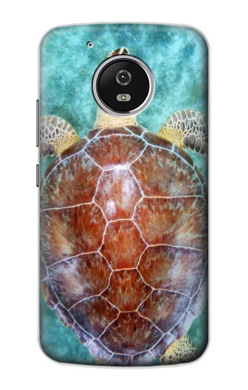 Printed Sea Turtle Motorola Moto G4 Play Case