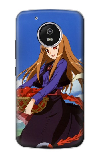 Printed Spice and Wolf Horo Motorola Moto G4 Play Case