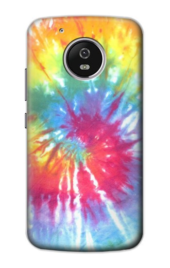 Printed Tie Dye Colorful Graphic Printed Motorola Moto G4 Play Case