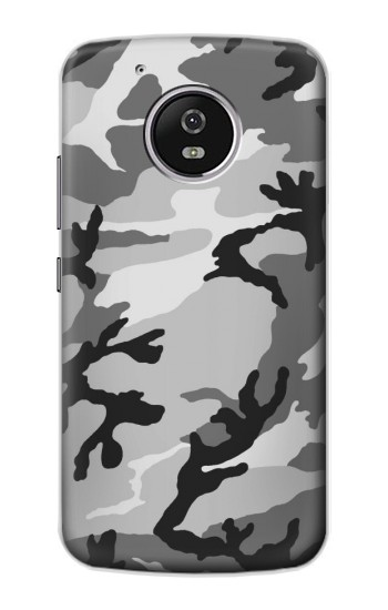 Printed Snow Camo Camouflage Graphic Printed Motorola Moto G4 Play Case