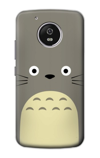 Printed My Neighbor Totoro Minimalist Motorola Moto G4 Play Case