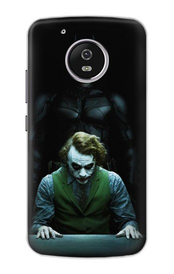 Printed Batman Joker Motorola Moto G4 Play Case