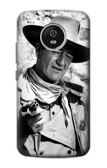 Printed John Wayne The Searchers Motorola Moto G4 Play Case