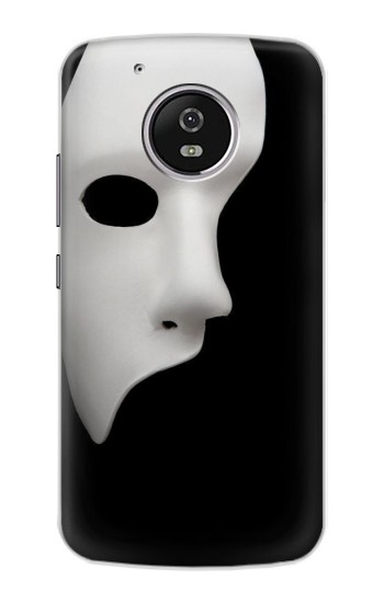Printed Phantom of The Opera Mask Motorola Moto G4 Play Case