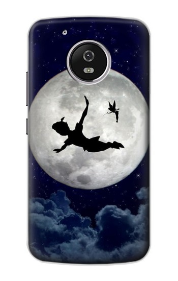 Printed Peter Pan Motorola Moto G4 Play Case