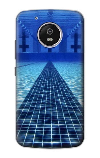 Printed Swimming Pool Motorola Moto G4 Play Case