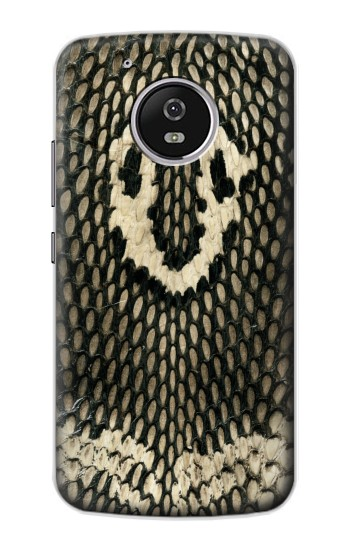 Printed King Cobra Snake Skin Motorola Moto G4 Play Case
