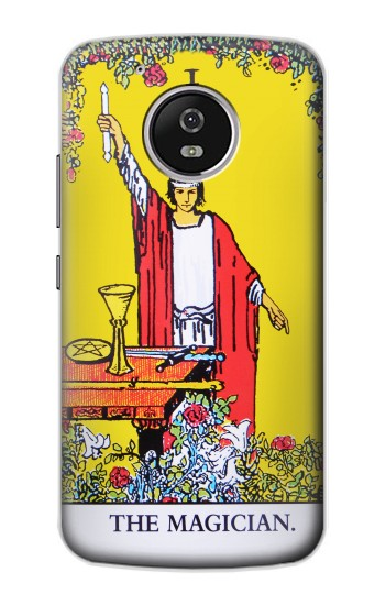 Printed Tarot Card The Magician Motorola Moto G4 Play Case