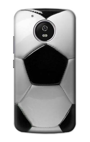 Printed Soccer Football Ball Motorola Moto G4 Play Case