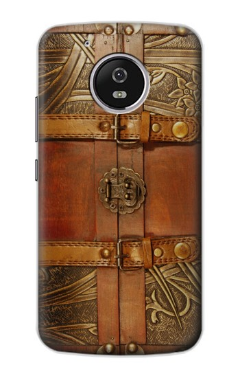 Printed Treasure Chest Motorola Moto G4 Play Case