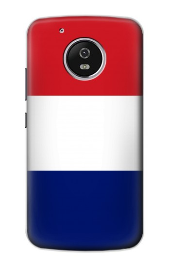 Printed Flag of France and the Netherlands Motorola Moto G4 Play Case