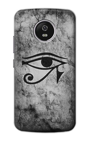 Printed Sun Eye Of Horus Motorola Moto G4 Play Case
