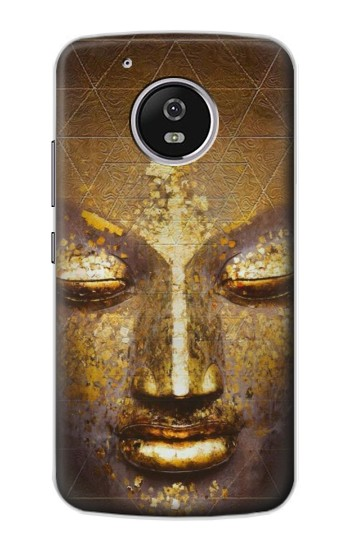 Printed Magical Yantra Buddha Face Motorola Moto G4 Play Case