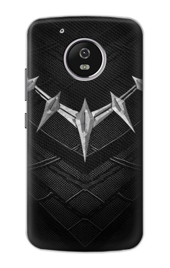 Printed Black Panther Inspired Costume Necklace Motorola Moto G4 Play Case