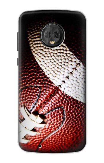 Printed American Football Motorola Moto G6 Case