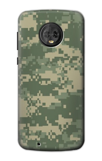 Printed Digital Camo Camouflage Graphic Printed Motorola Moto G6 Case